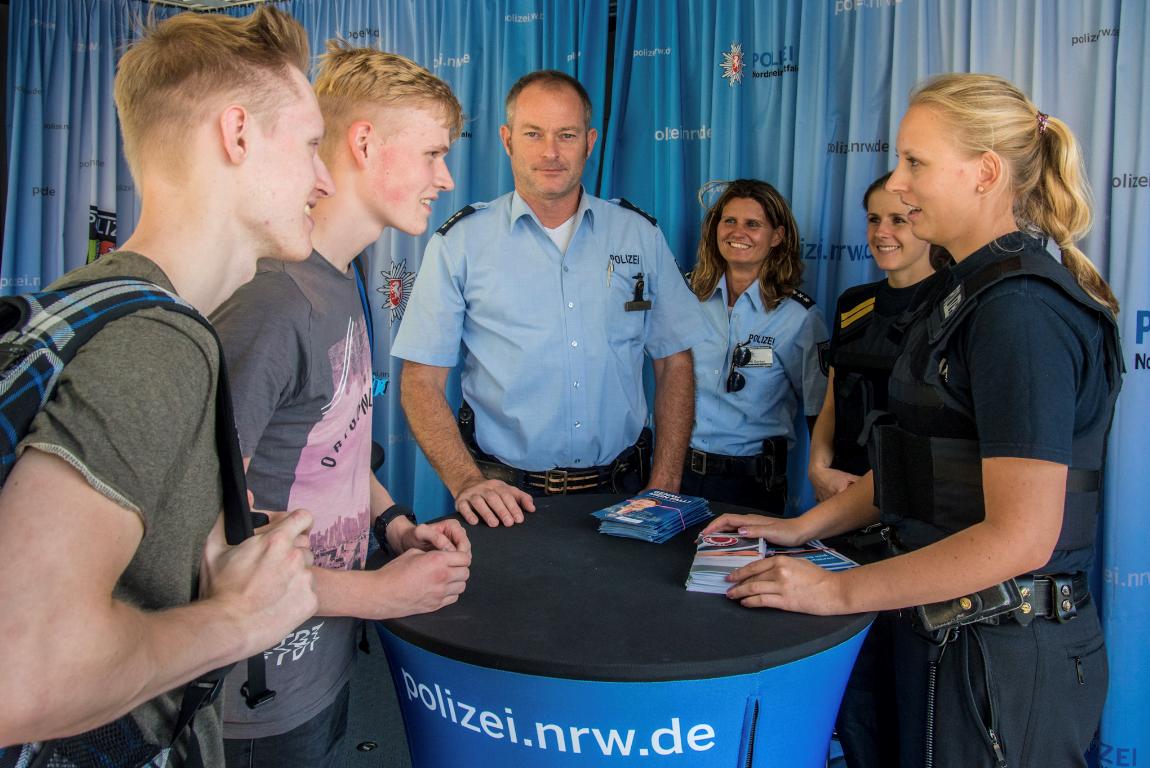 Polizeipräsidium Wuppertal ZA 2.3 Einstellungsberatung