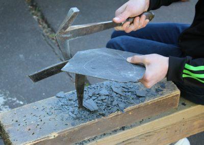 Berufsorientierung Steinmetz
