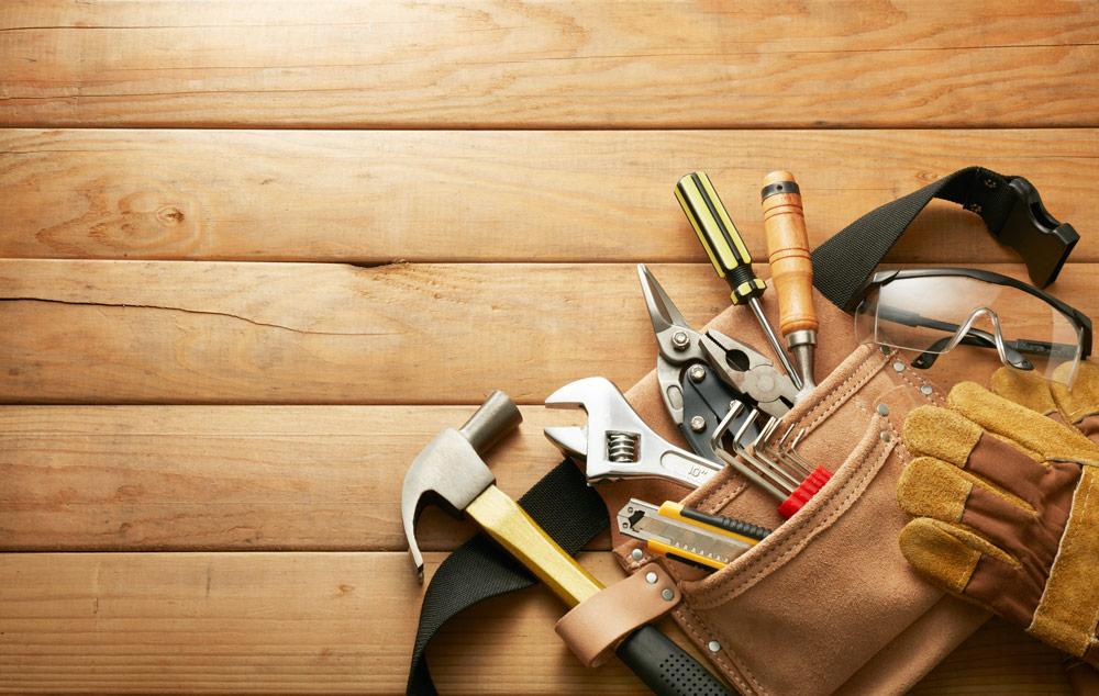 Werkzeug selbst bezahlen
